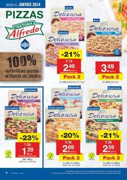Ofertas de Pizza  en el folleto de Lidl en León