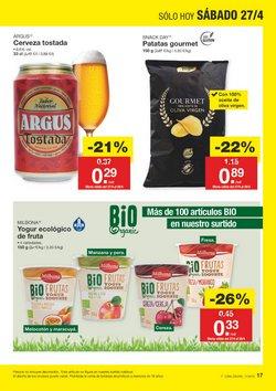 Ofertas de Cerveza  en el folleto de Lidl en Granada