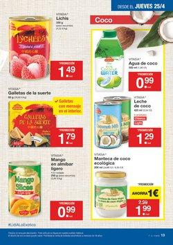 Ofertas de Galletas  en el folleto de Lidl en Pamplona