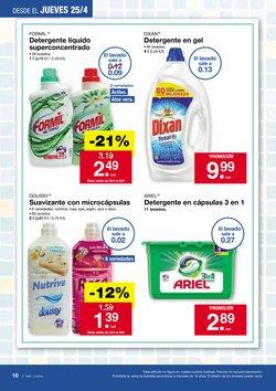 Ofertas de Detergente  en el folleto de Lidl en Telde
