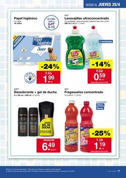 Ofertas de Desodorante  en el folleto de Lidl en Santa Lucía de Tirajana