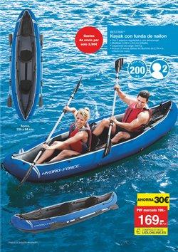 Ofertas de Kayak  en el folleto de Lidl en Barcelona