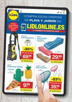 Ofertas de Sofás  en el folleto de Lidl en Córdoba