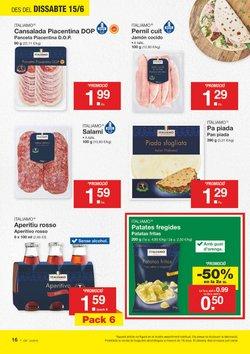 Ofertas de Pan  en el folleto de Lidl en Figueres
