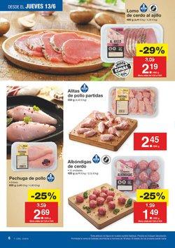 Ofertas de Pechuga de pollo  en el folleto de Lidl en San Sebastián de los Reyes