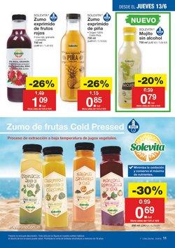 Ofertas de Zumo  en el folleto de Lidl en Madrid