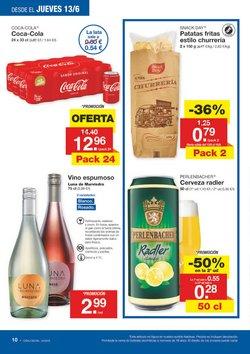 Ofertas de Cerveza  en el folleto de Lidl en Velez