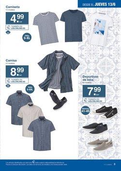 Ofertas de Camisa hombre  en el folleto de Lidl en Mairena del Aljarafe