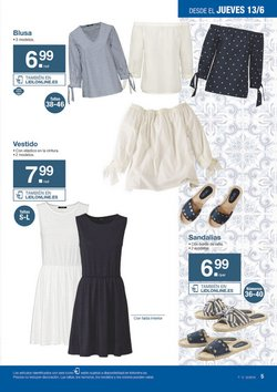 Ofertas de Vestidos  en el folleto de Lidl en Málaga