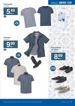 Ofertas de Camiseta hombre  en el folleto de Lidl en Palma de Mallorca
