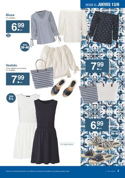 Ofertas de Vestidos  en el folleto de Lidl en Las Palmas de Gran Canaria