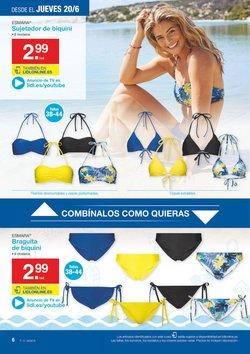 Ofertas de Bikinis  en el folleto de Lidl en Córdoba