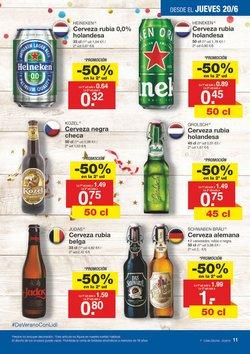 Ofertas de Heineken  en el folleto de Lidl en Valladolid