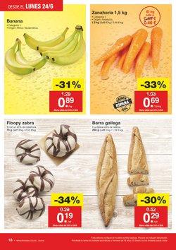 Ofertas de Plátanos  en el folleto de Lidl en Madrid