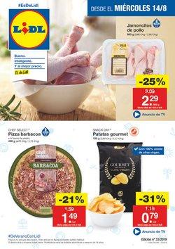Ofertas de Hiper-Supermercados  en el folleto de Lidl en Inca