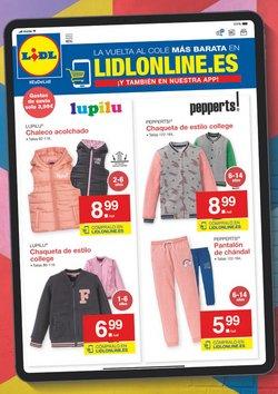 Ofertas de Lidl  en el folleto de L'Hospitalet de Llobregat
