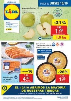 Ofertas de Hiper-Supermercados  en el folleto de Lidl en Vejer de la Frontera