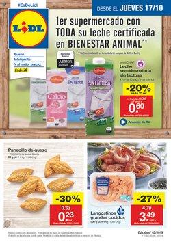 Ofertas de Lidl  en el folleto de Zaragoza