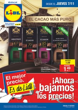 Ofertas de Lidl  en el folleto de Camargo