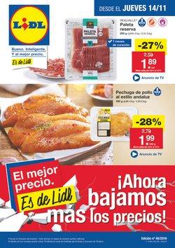 Ofertas de Lidl  en el folleto de Huesca