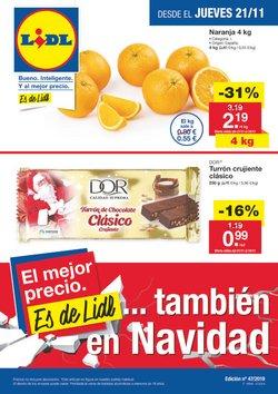 Ofertas de Lidl  en el folleto de Ourense