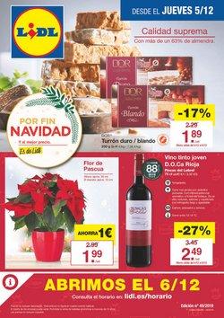 Ofertas de Hiper-Supermercados  en el folleto de Lidl en Valdemoro