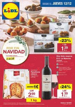 Ofertas de Lidl  en el folleto de Granada