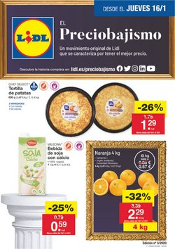 Ofertas de Hiper-Supermercados  en el folleto de Lidl en Alcantarilla