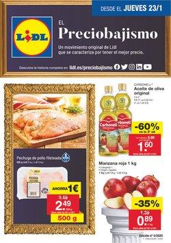 Ofertas de Lidl  en el folleto de Logroño