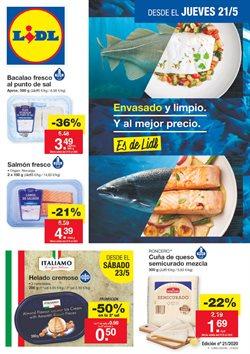 Ofertas de Hiper-Supermercados en el catálogo de Lidl ( Caduca hoy )