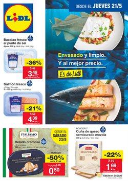 Ofertas de Hiper-Supermercados en el catálogo de Lidl en Pamplona ( Caduca mañana )