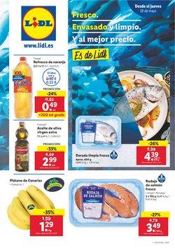 Ofertas de Hiper-Supermercados en el catálogo de Lidl en Cádiz ( Publicado ayer )