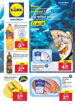 Ofertas de Hiper-Supermercados en el catálogo de Lidl en Sant Boi ( 2 días publicado )