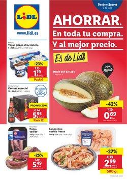 Ofertas de Hiper-Supermercados en el catálogo de Lidl en Benalmádena ( 3 días más )