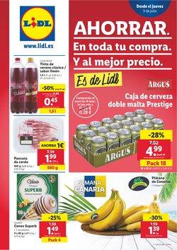 Ofertas de Hiper-Supermercados en el catálogo de Lidl en Montilla ( 2 días más )