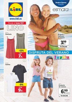 Ofertas de Ropa, Zapatos y Complementos en el catálogo de Lidl en León ( 3 días más )