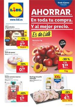 Ofertas de Hiper-Supermercados en el catálogo de Lidl en Sopelana ( Publicado hoy )