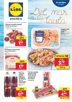 Catálogo Lidl en Cornellà ( Publicado ayer )