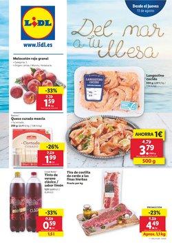 Ofertas de Hiper-Supermercados en el catálogo de Lidl en Son Servera ( Publicado ayer )