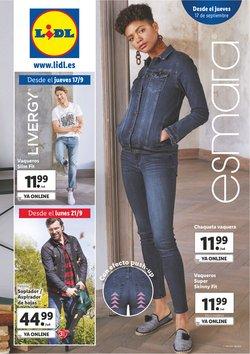 Ofertas de Ropa, Zapatos y Complementos en el catálogo de Lidl en Aspe ( Publicado ayer )