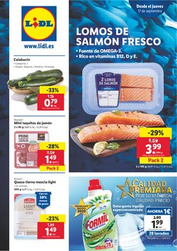 Ofertas de Hiper-Supermercados en el catálogo de Lidl en Finestrat ( 3 días más )