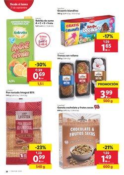 Ofertas de Frutos secos en Lidl