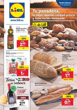 Ofertas de Hiper-Supermercados en el catálogo de Lidl en Ciutadella ( 2 días más )
