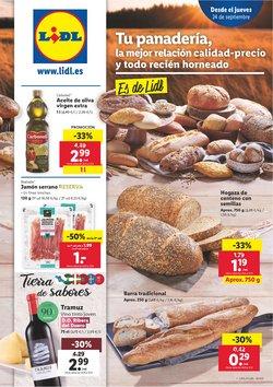 Ofertas de Hiper-Supermercados en el catálogo de Lidl en Pobla Llarga ( Publicado hoy )