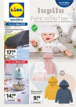 Catálogo Lidl en Rubí ( 2 días publicado )