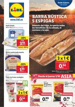 Ofertas de Hiper-Supermercados en el catálogo de Lidl en Markina-Xemein ( Publicado ayer )