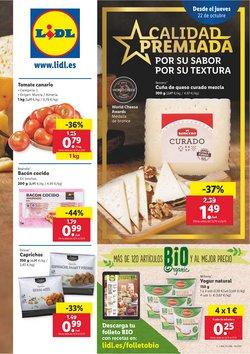 Ofertas de Hiper-Supermercados en el catálogo de Lidl en Almonte ( Publicado hoy )