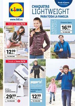 Ofertas de Ropa, Zapatos y Complementos en el catálogo de Lidl en Almonte ( Publicado hoy )