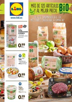 Ofertas de Yogur con frutas en Lidl