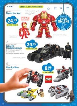 Ofertas de Iron Man en Lidl
